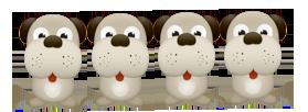 4chiens-animaux-de-compagnie